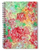 Hydrangeas II Spiral Notebook