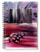 Hydrangeas Spiral Notebook