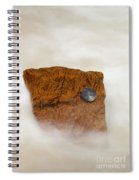 I Am A Rock Spiral Notebook