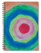 I Am Here Because I Exist Spiral Notebook