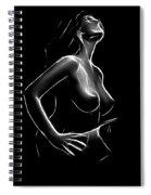 I Am Just A Woman Spiral Notebook