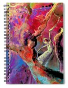 I Am Woman Spiral Notebook