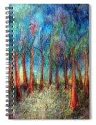 I Arose Morning  Spiral Notebook