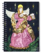 I Believe In Angels Spiral Notebook