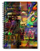 I Believe In The Coming Of Mashiach 31 Spiral Notebook