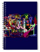 I Believe With Complete Faith In The Coming Of Mashiach 4 Spiral Notebook