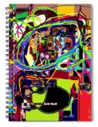 I Believe With Complete Faith In The Coming Of Mashiach 5 Spiral Notebook