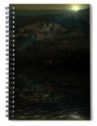 I Can See For Miles And Miles Spiral Notebook