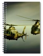I Can See You Tail Spiral Notebook
