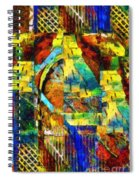 I Can't Find My Way Home Spiral Notebook