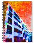 I Can't Get No Saturation  Spiral Notebook