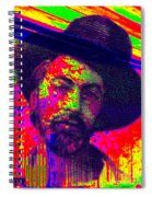 I Celebrate Myself And Sing Myself   Spiral Notebook