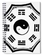 I Ching Kua Spiral Notebook
