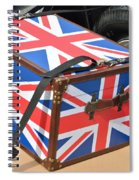 I Come With Some Baggage Spiral Notebook