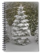 I Dream Of Trees Spiral Notebook