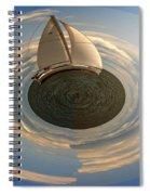 I Get Around Spiral Notebook