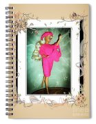 I Had A Great Time - Fashion Doll - Girls - Collection Spiral Notebook