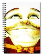 I Had A Thought Je Suis Charlie Spiral Notebook
