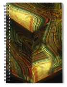I Have Set Aside A Block Of Time Spiral Notebook