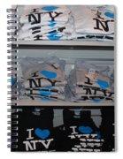 I Heart N Y Spiral Notebook