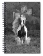 I Hope You're In A Beautiful Place Spiral Notebook