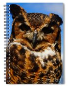 I Know What Your Thinking Spiral Notebook