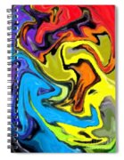 I Like It 5 Spiral Notebook