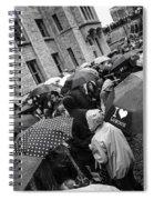 I Love London Spiral Notebook