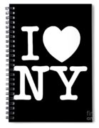 I Love New York Spiral Notebook