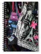 I Love Paris Spiral Notebook