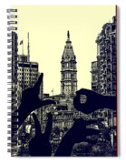 I Love Philly Spiral Notebook