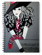 I Love Rock And Roll Spiral Notebook