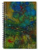 I Love This Land Spiral Notebook