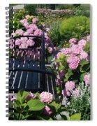I Never Promised You A Rose Garden Spiral Notebook