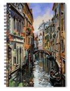I Pali Rossi Spiral Notebook
