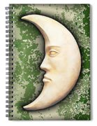 I See The Moon 3 Spiral Notebook