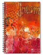 I Too Have A Dream Spiral Notebook