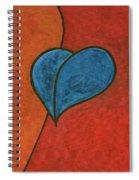 I Wait Spiral Notebook