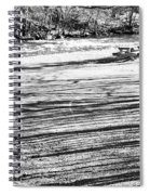 I Walk Alone Spiral Notebook