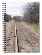 I Walk The Line Spiral Notebook
