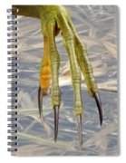 I Want To Hold Your Hand Spiral Notebook