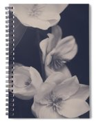 I Was Always Your Flower Spiral Notebook