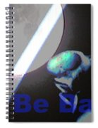 I Will Be Back - Croatian Fly Spiral Notebook