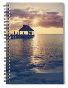 I Will Feel Eternity Spiral Notebook