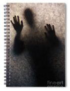 I Will Get You Spiral Notebook