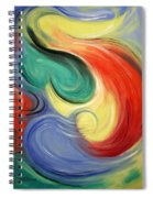 I Will Supply All Your Needs Spiral Notebook
