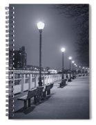 I Wonder As I Wander Spiral Notebook