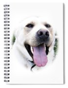 I Love You - I Woof You Spiral Notebook