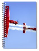 Iaf Flight Academy Aerobatics Team-a Spiral Notebook