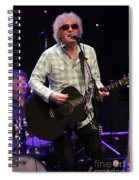 Ian Hunter And The Rant Band Spiral Notebook